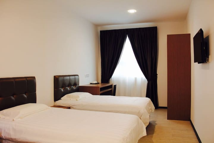 Maigold Residence Miri 2SingleBeds - Lutong - Appartement