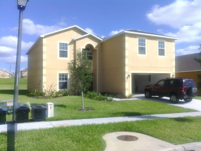 Enjoy your stay at our house. - Haines City - Casa