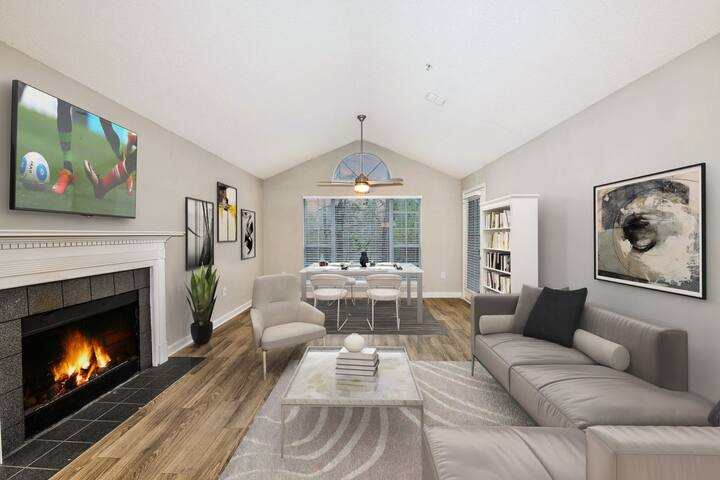 A place of your own   3BR in Sandy Springs