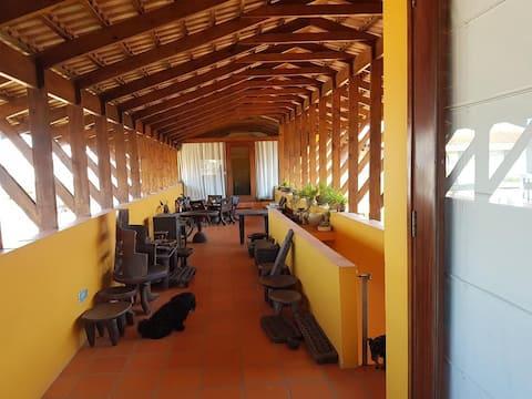 Casa dos Cactos: Entire apartment w/access to pool