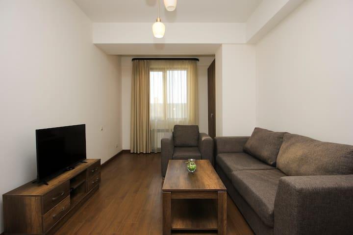 Comfortable 1 BDR Apartment near Republic Square