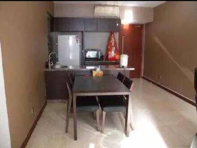 Nice condo room rent for short and long term