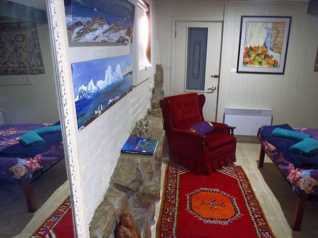 Antarctic painting