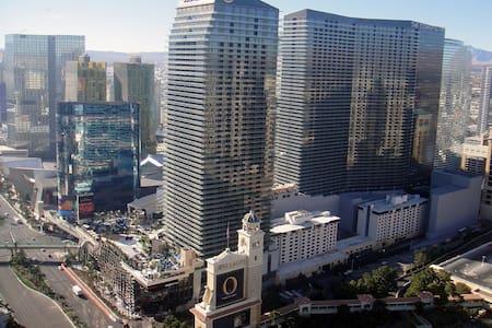 2 BR, 2 BA Condo in Cosmopolitan Complex U#F - Las Vegas