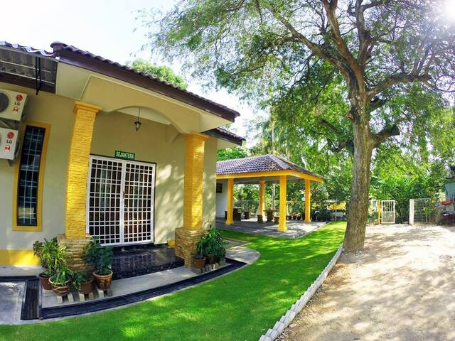 AKT Harmoni HomeStay Tanjung Bidara Melaka - Masjid Tanah - Bungalow
