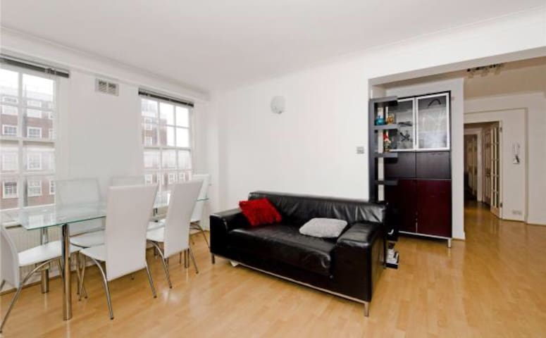 Spacious Flat in Excellent London Location - Londen - Appartement