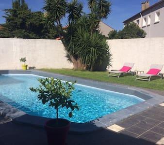 Charmante maison rénovée en plein cœur de Narbonne - ナルボンヌ