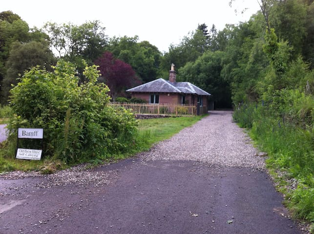 Gate Lodge, Bamff Estate - Alyth - Bungalow