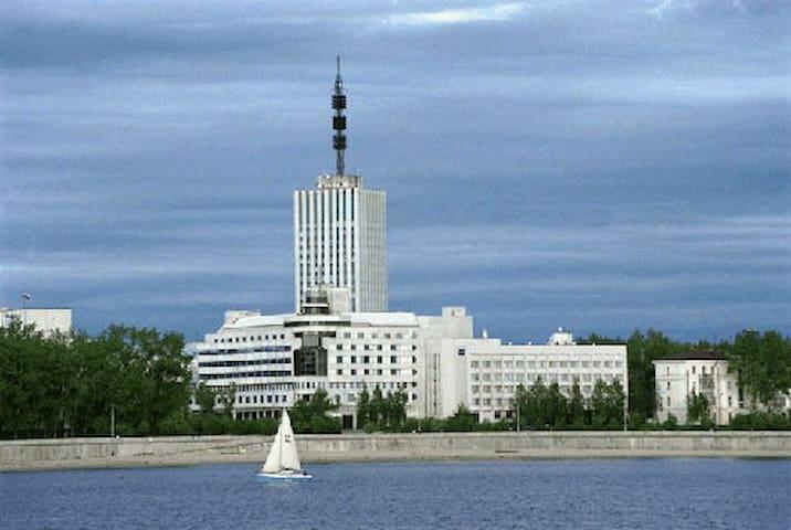 Amazing bed and breakfast - Arkhangelsk - Bed & Breakfast