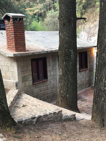 Renta de cabaña Jilotzingo