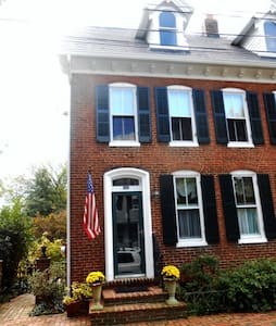 Town House in the Heart of Chestertown