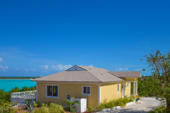 Best view in Exuma  Stunning house
