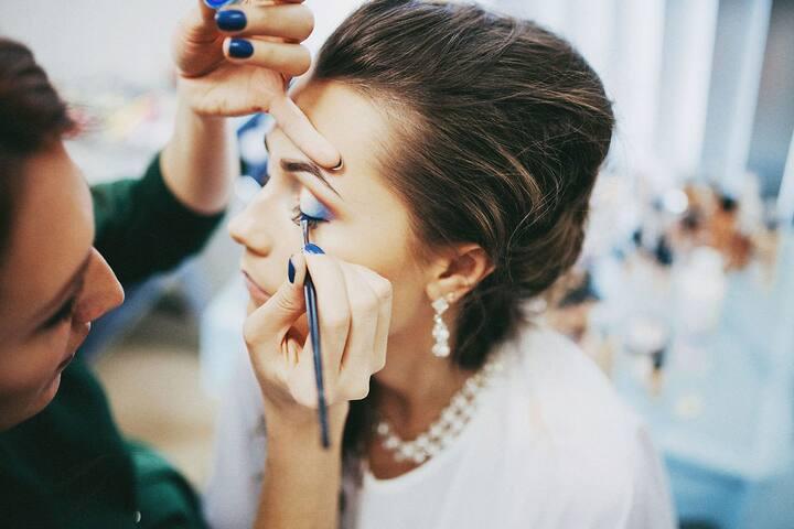 Вечерний макияж Make-up Atelier Paris