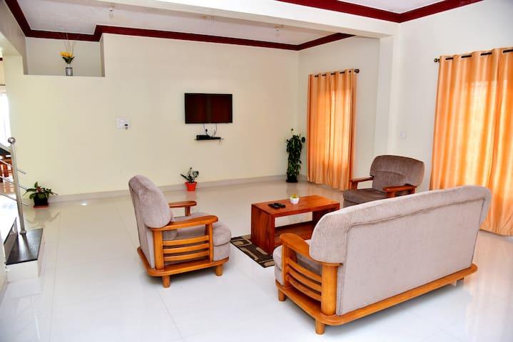 Holidayincoorg Orchid villa