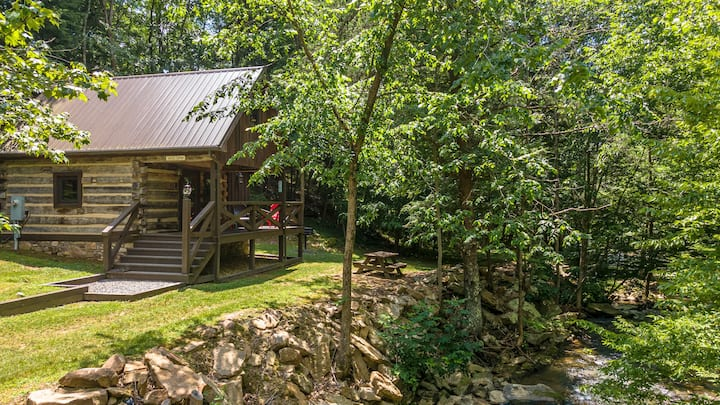 The Fishing Creek Cabin - Four Fillies Lodge