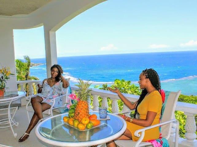 Sandy's Oceanview Villa & Venue- 70 to 110US/room