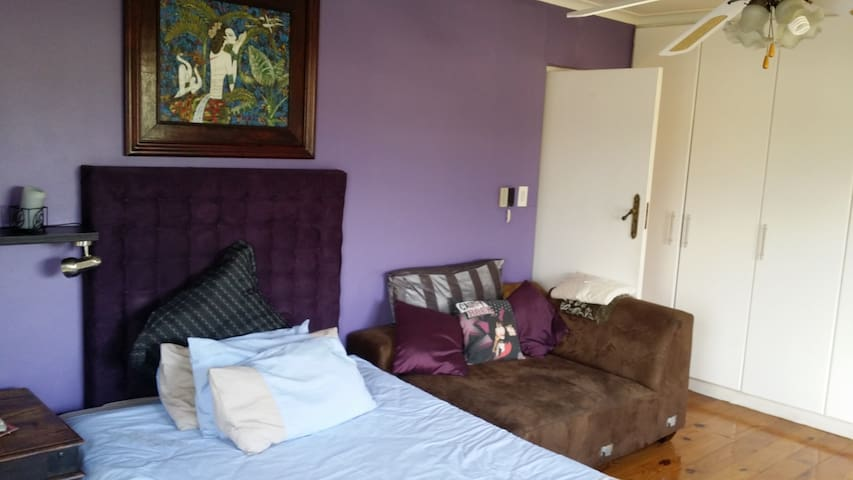 Another view of the deluxe bedroom