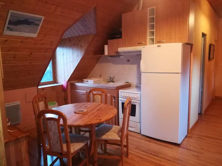 Appartement 4 personnes à Besse tout confort