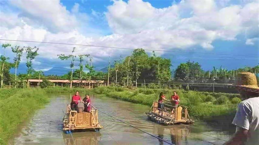 Dewi Sri Farm Food, Forest Tour & Homestead