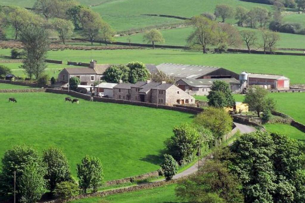 Shepherds Barn at Lee End Farm