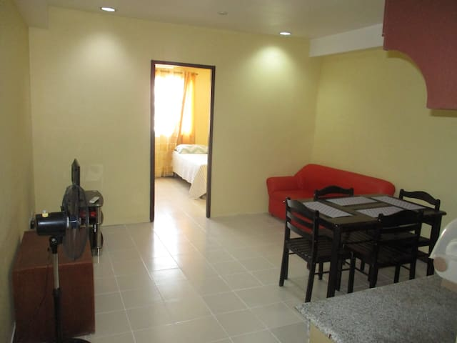 Fully Furnished 40m2 Apartment - Fast WIFI