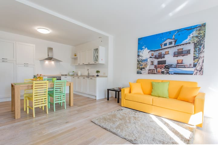 Santa Sofia Apartments - Tito Livio Apartment