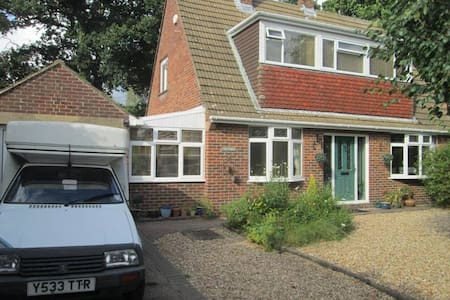 Dog friendly double room with ensuite facilities - Hampshire - Dom