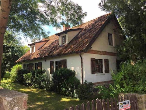 Beautiful cottage in the heart of the Polish Lakes