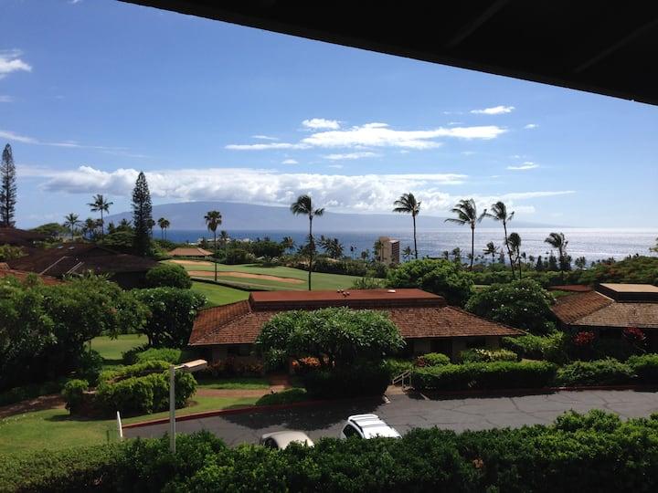 Kaanapali Condo w/ GRAND Ocean View