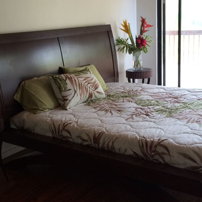 Large Master with king bed