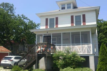 Seaside-ESVA Wachapreague 4BR Flounder House