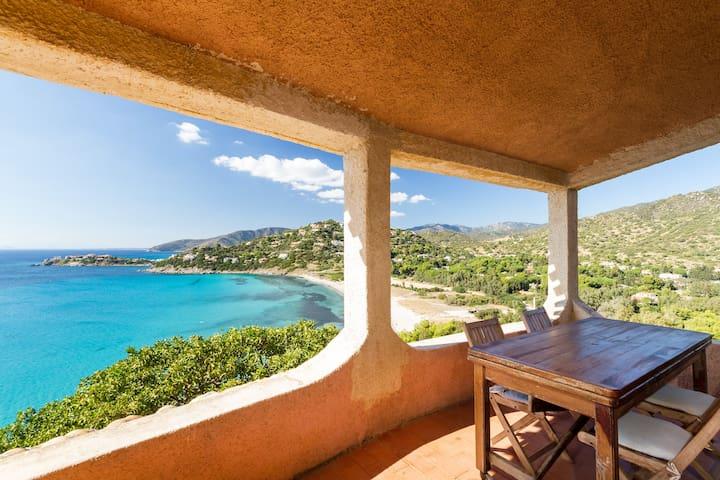 Favolosa casa con vista sul mare - Torre Delle Stelle - 一軒家