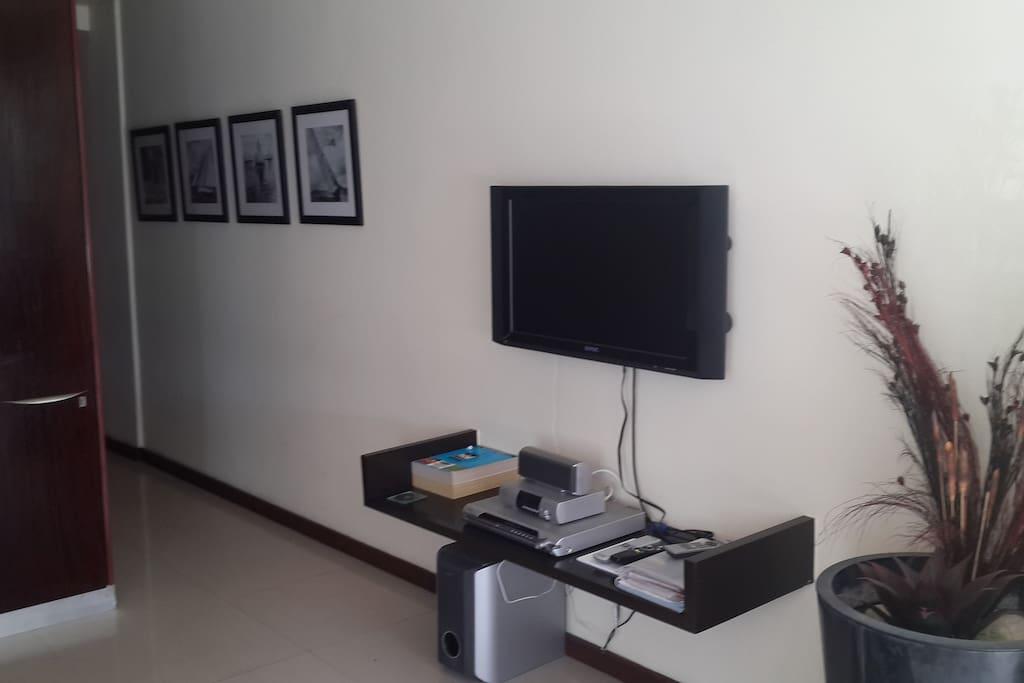 Full DSTV package available