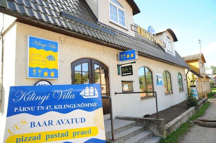Comfy Guest House Kilingi Villa