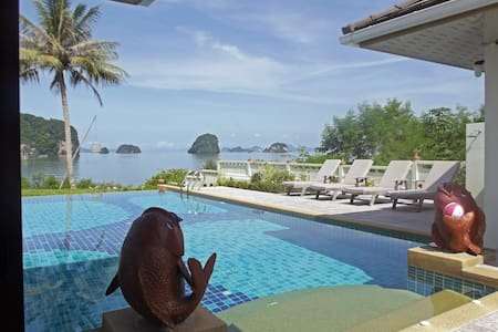 Sea View Villa With Private Pool  - Khao Thong - Вилла