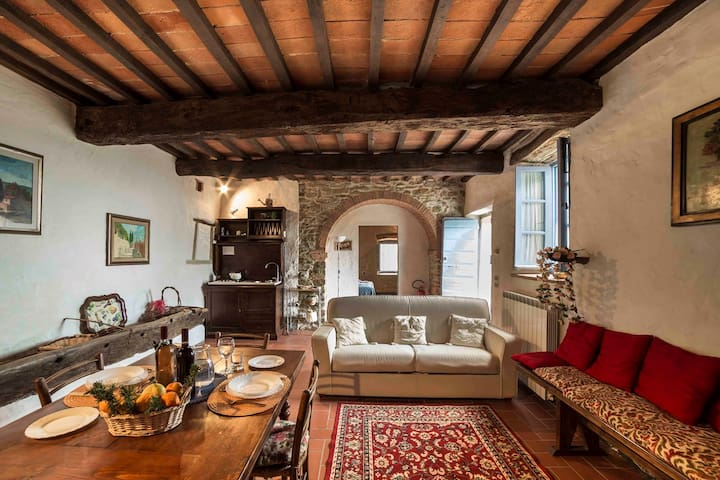 Amazing apartment on the Tuscan hills Arezzo