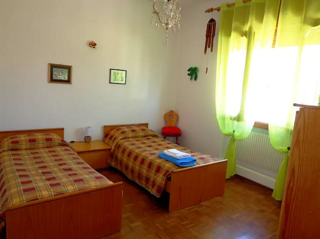 Single room - B&B Arcobaleno - Vittorio Veneto - Bed & Breakfast