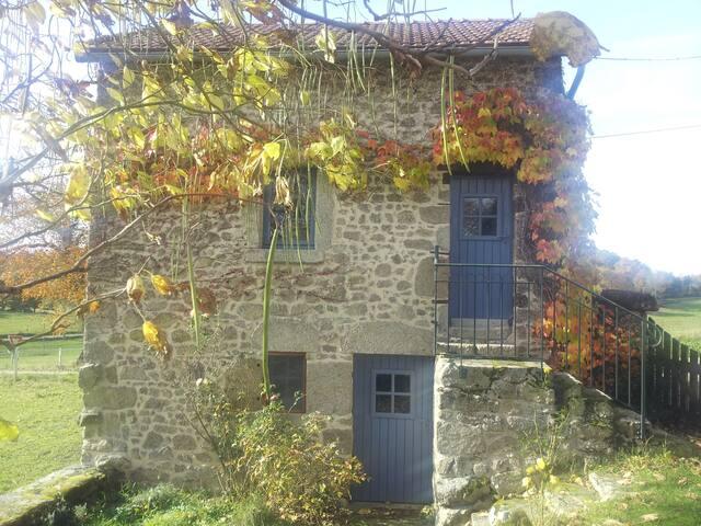 La résidence des artistes. - SAINT AVIT LE PAUVRE - Dom