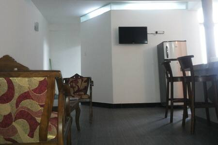 Fully Furnished 1 AC Bedroom Apt - Dehiwala-Mount Lavinia
