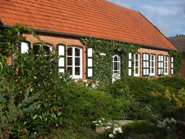 Ferienwohnung direkt am Langhagensee