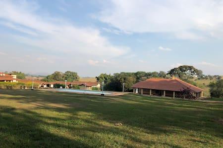 Casa de campo para família