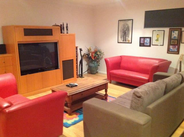 Quiet, tree lined Perth hideaway. - Bassendean - Appartement