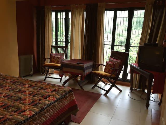 Jungle Room at Shri Krishna Guest House/Forest Inn