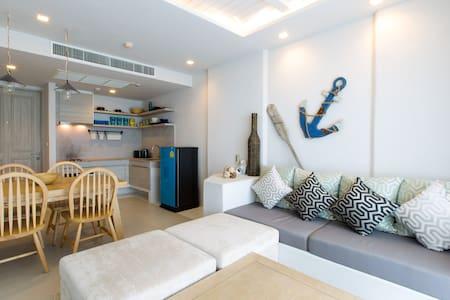 Beachfront Condo for rent  - Nong Kae - Wohnung