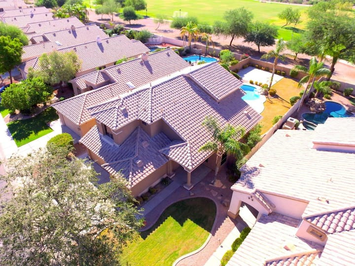 Luxurious Scottsdale Home