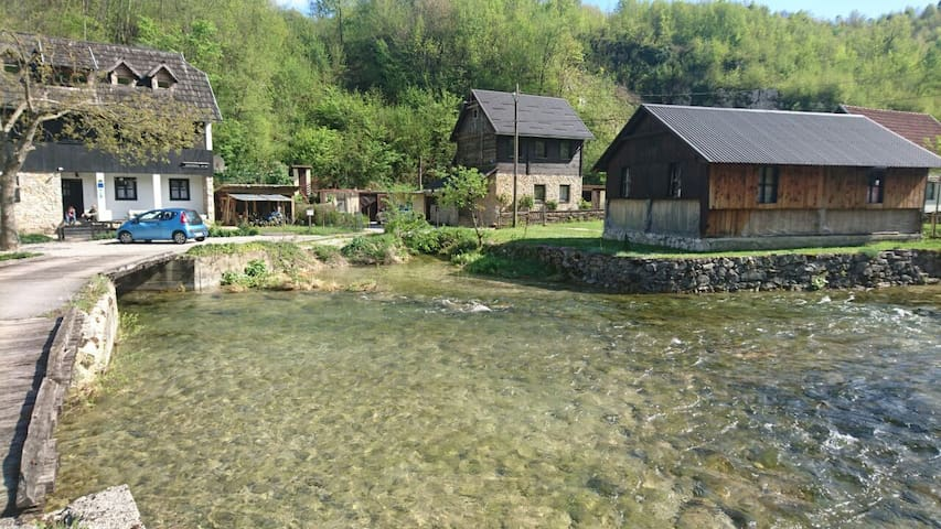 House Marijan in Hidden nature of Plitvice Lakes