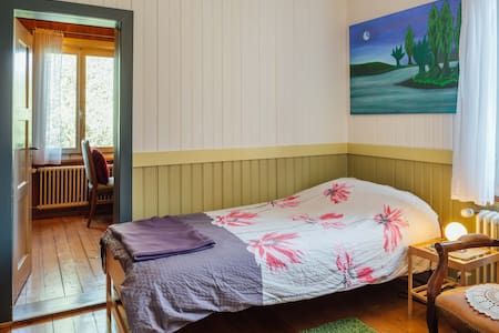 Burgzimmer,bestehend aus 1,5 Zimmer