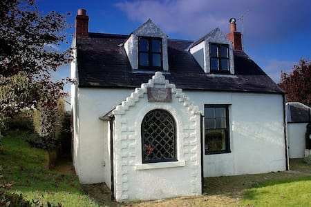 Unique and Historic Cottage in Scottish Borders - Kirk Yetholm - Casa