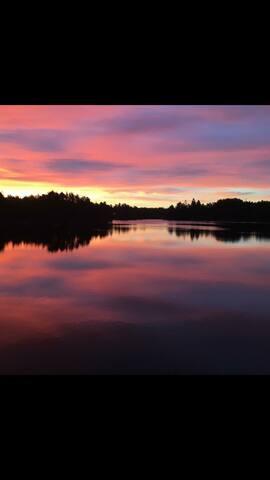 Unikt skärgårdsboende nära sjö&hav - Ingarö - Hus