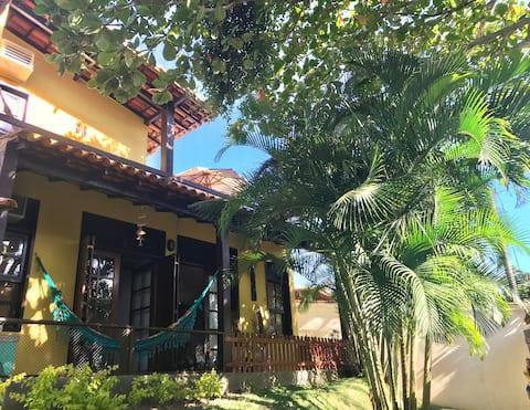 Casa perto da praia de Geribá - Búzios - RJ